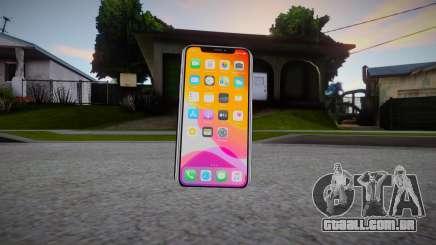 Iphone 11 Pro Max Cellphone para GTA San Andreas