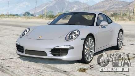 Porsche 911 50 Years Edition (991) 2013〡add-on para GTA 5