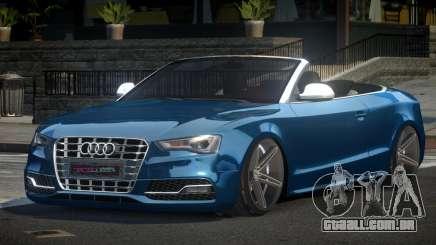 Audi S5 BS SR para GTA 4