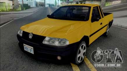 Volkswagen Saveiro G3 para GTA San Andreas