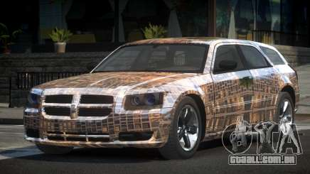 Dodge Magnum BS G-Style L3 para GTA 4