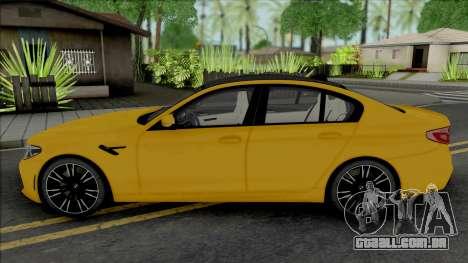 BMW M5 F90 [IVF] para GTA San Andreas