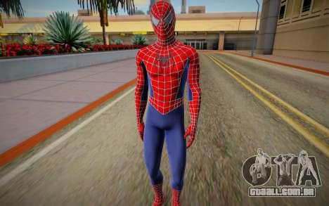 Spider-Man PS4 Raimi Suit para GTA San Andreas