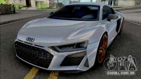 Audi R8 Decennium para GTA San Andreas