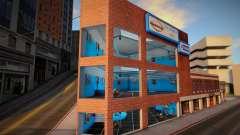 Nissan Motor Show para GTA San Andreas