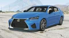 Lexus GS F 2015〡add-on para GTA 5