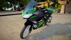 Kawasaki Ninja 250 Jari2