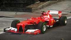 Ferrari F138 R3 para GTA 4