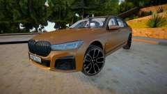 BMW 750LI 2020 para GTA San Andreas