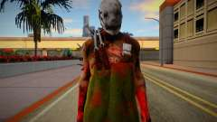 Trapper from Dead by Daylight para GTA San Andreas