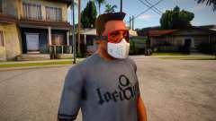 GTA V Trevor Prologue Mask For CJ para GTA San Andreas