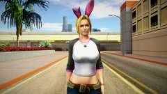 Helena (Jennifer Wills) from Dead Or Alive 5 para GTA San Andreas