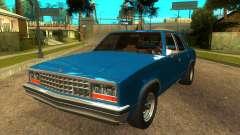 Chevrolet Malibu 1983 para GTA San Andreas