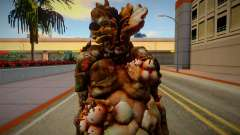 Inf bloater Boss - The Last of Us para GTA San Andreas