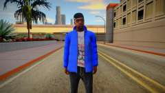 GTA Online Skin Ramdon N27 Male para GTA San Andreas