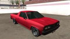 Cheval Picador my Version para GTA San Andreas