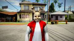 Rabbit Mask (GTA Online Diamond Heist) para GTA San Andreas