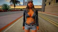 The Lost MC Biker V7 para GTA San Andreas