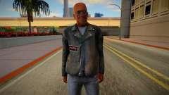 The Lost MC Biker V1 para GTA San Andreas