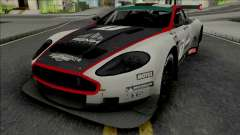 Aston Martin DBRS9 para GTA San Andreas