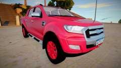 Ford Ranger Limited 2016 v1 para GTA San Andreas