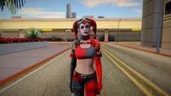 Harley Quinn (Good Skin) para GTA San Andreas