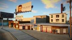 New Barber and Tattoo Shops 2021 para GTA San Andreas