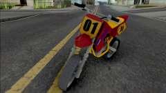 Pocket Bike v2 para GTA San Andreas