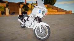 Kawasaki Z1000 Police para GTA San Andreas