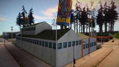 Montgomery Chocolate Factory para GTA San Andreas