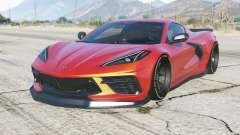 Chevrolet Corvette Stingray Mansaug (C8) 2020 para GTA 5