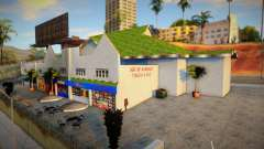 LS_Beach Casa Parte 2 para GTA San Andreas