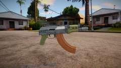 GTA V Shrewsbury Compact Rifle V1