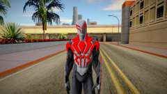 Spider-Man White Suit 2099 PS4 para GTA San Andreas