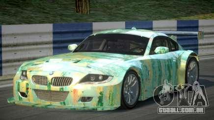 BMW Z4 GST Drift L9 para GTA 4
