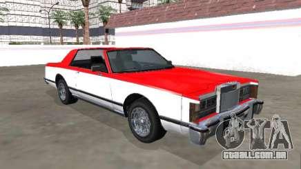 Virgo Continental Targa Version 2 para GTA San Andreas