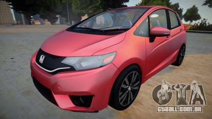 Honda Fit 2015 para GTA San Andreas