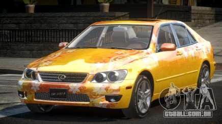 Lexus IS300 SP-R L8 para GTA 4