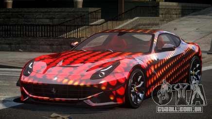 Ferrari F12 Qz7 L3 para GTA 4