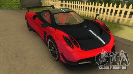 Pagani Huayra BC para GTA Vice City