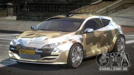 Renault Megane PSI-R PJ4 para GTA 4