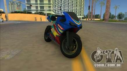 GTA v Bati (Azul) para GTA Vice City