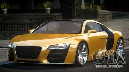 Audi R8 LMS V1.1 para GTA 4