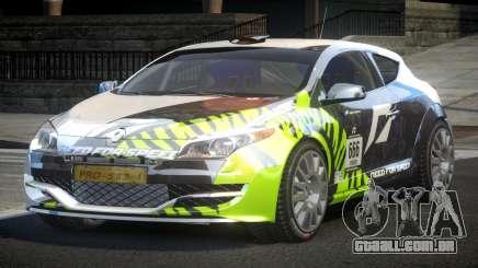 Renault Megane PSI-R PJ7 para GTA 4