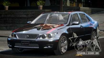 Lexus IS300 SP-R L3 para GTA 4