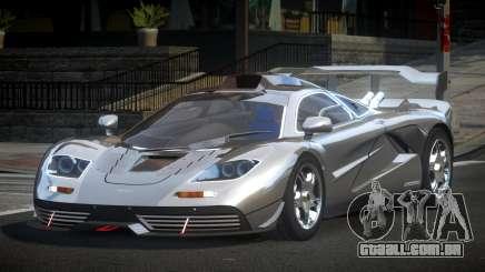 McLaren F1 GST-R para GTA 4
