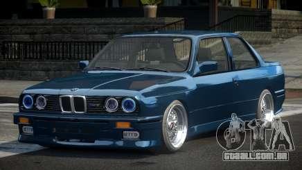 BMW M3 E30 BS Drift para GTA 4