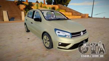 VW Gol Trend G8 para GTA San Andreas