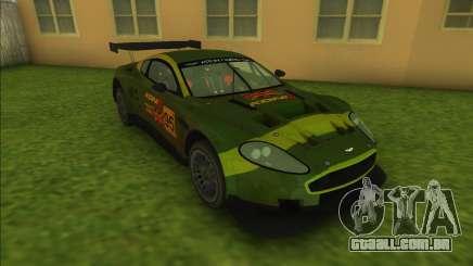 Aston Martin DBR9 para GTA Vice City