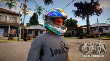 SHOEI NXR para GTA San Andreas